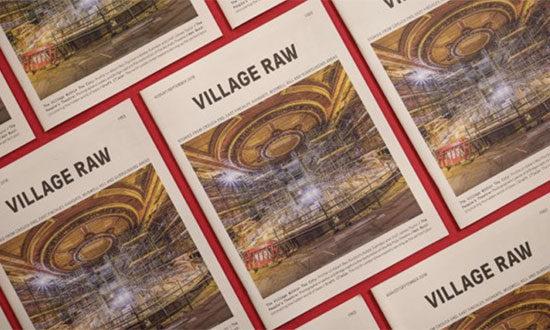 village-raw