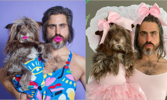 dog-and-owner-fashion-show