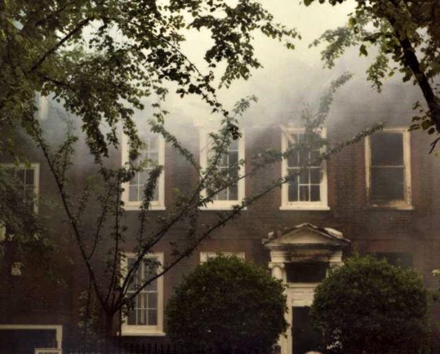 Moreton House in 1983