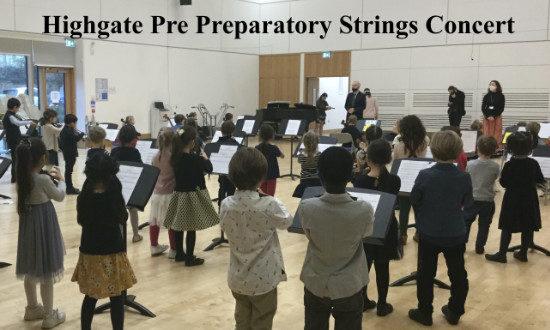 highgate-pre-prep-strings-concert